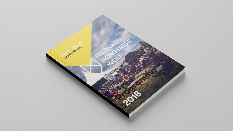 Festival Hongerige Wolf – Design & Print