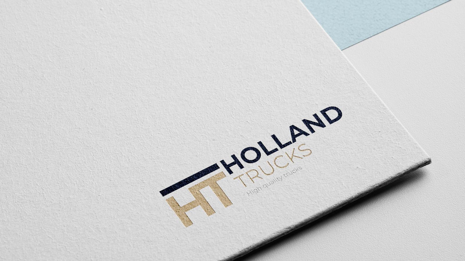 Holland Trucks Identity
